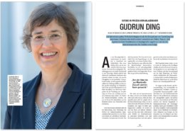 Preview of the PDF file about the article 'Outside-In-Prozesse vom Anlagenbauer'; Statement by Gudrun Ding, Glatt Ingenieurtechnik in P&A-Kompendium 2020-2021