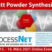 Glatt_PowderSynthesis_ProcessNet_2021