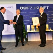 Glatt Ingenieurtechnik als ein herausragendes Unternehmen mit dem Preis des Ostdeutschen Wirtschaftsforums geehrt_2021-06-14