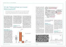 Glatt-Fachartikel 'Neues Batteriematerial durch Pulversynthese'